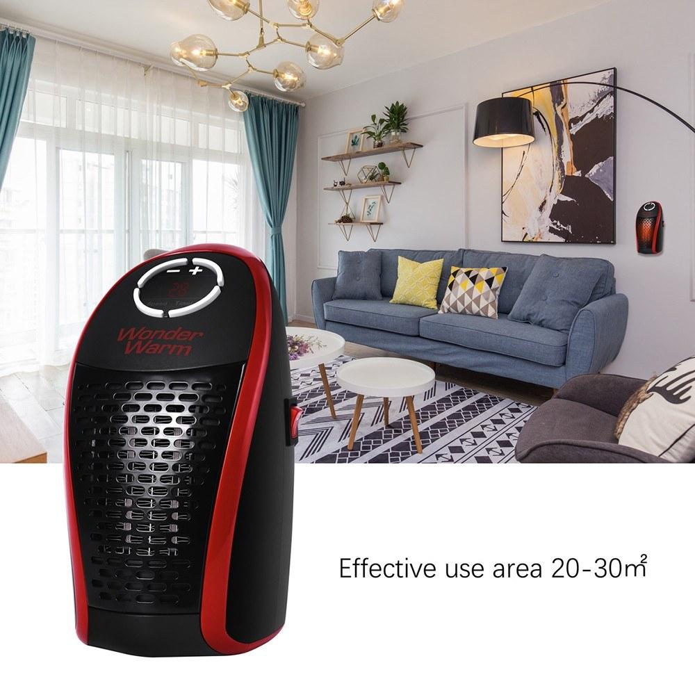 Mini Fan Heater Household Electric Heater