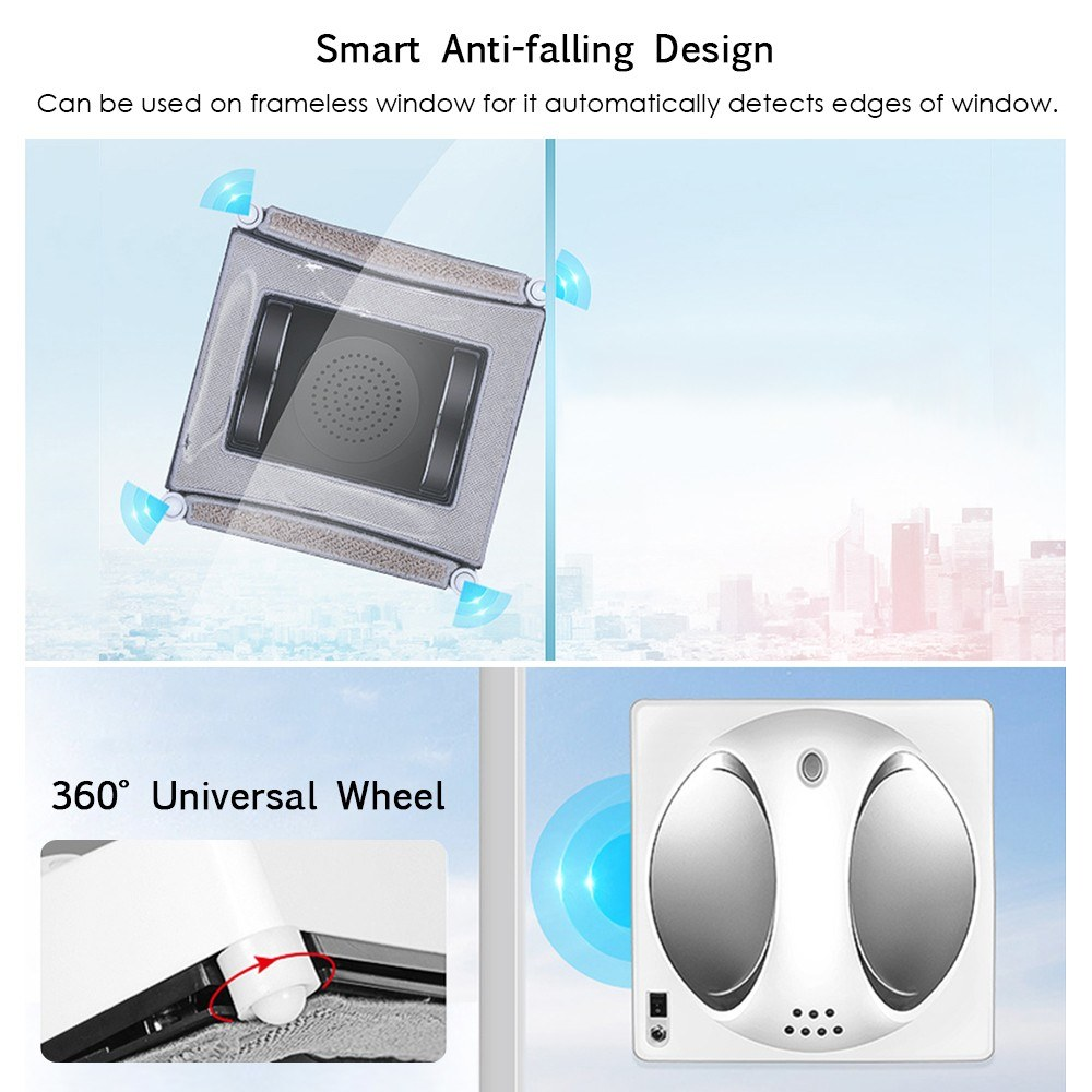 Electric Window Cleaning Robot