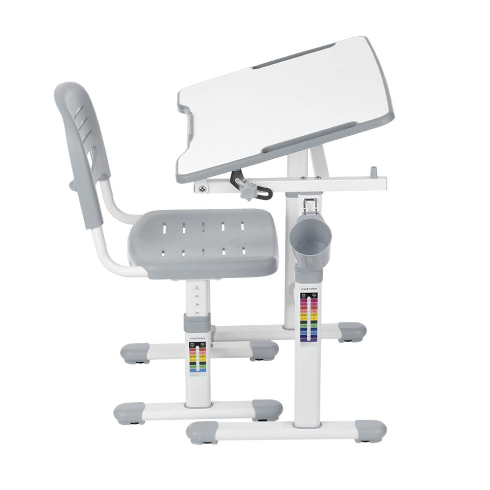 Ikayaa h henverstellbare kinderstudie schreibtisch stuhl for Schreibtisch set