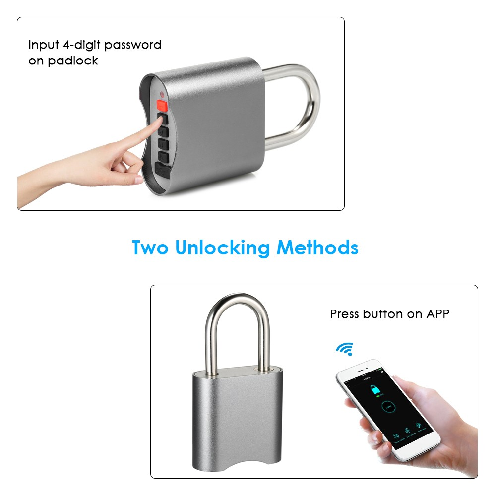 Unlock Code 4 Digit Password