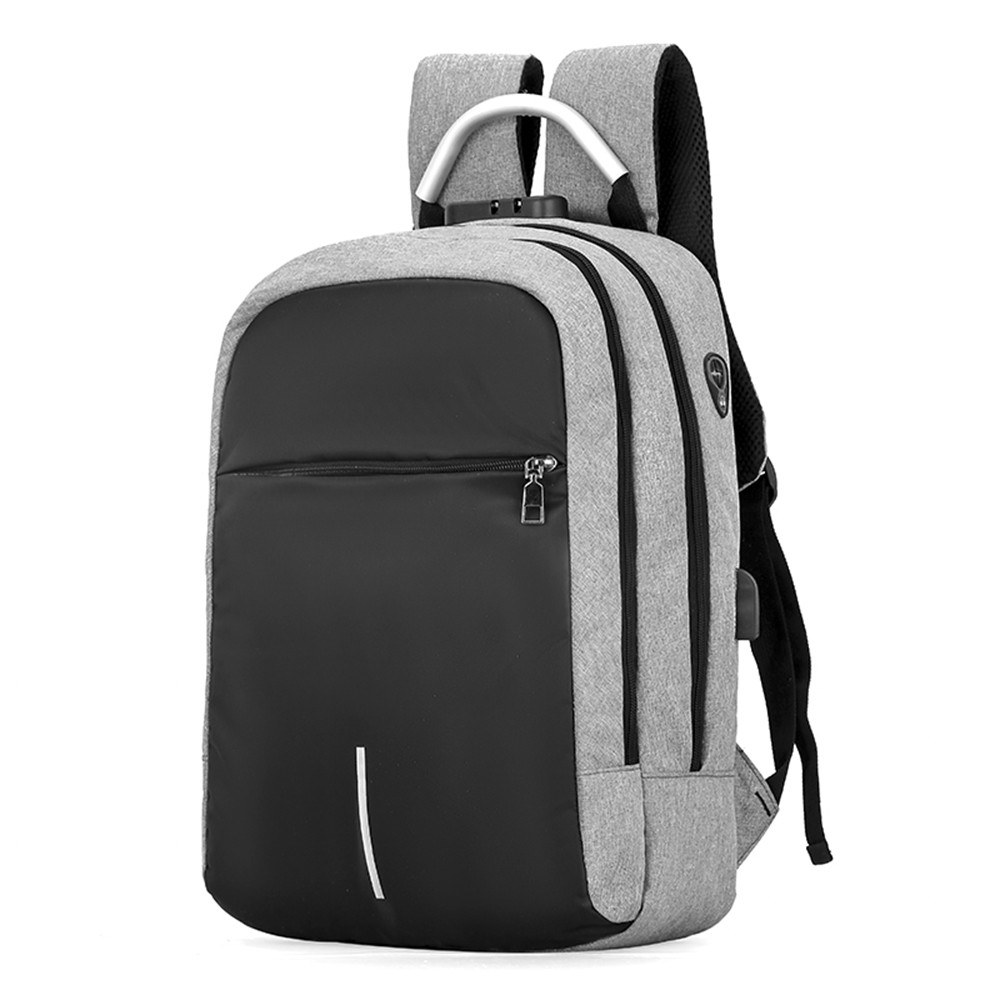 Anti-theft Business Travel Laptop Compartment Backpack