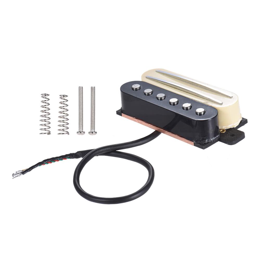 Electric Guitar Dual Rail Bridge Humbucker Humbucking