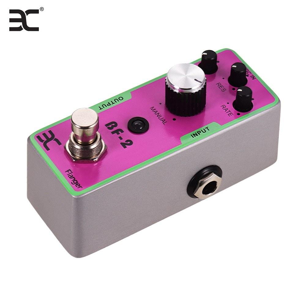 ex tc 41 guitar flanger effect pedal for sale us 29 3 01 tomtop. Black Bedroom Furniture Sets. Home Design Ideas