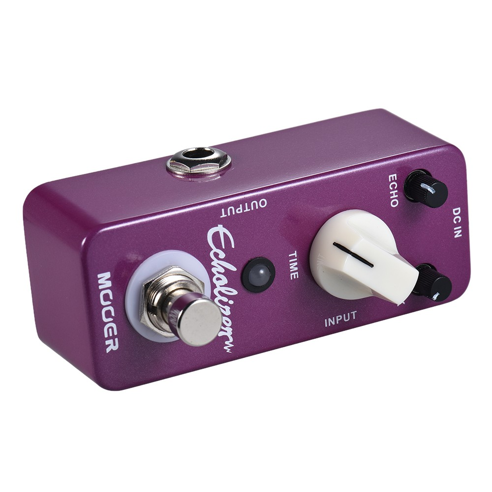 mooer echolizer delay guitar effect pedal true bypass full metal shell for sale us 68 0 1. Black Bedroom Furniture Sets. Home Design Ideas