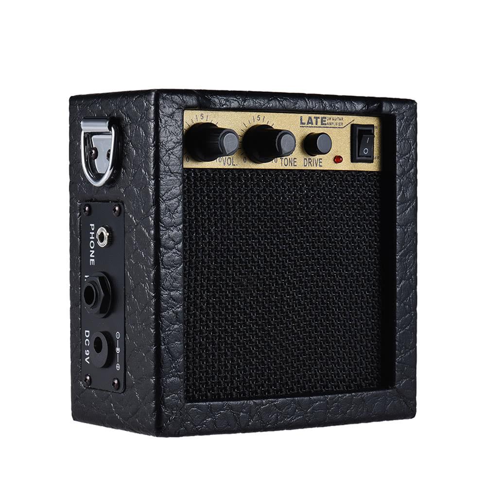 mini guitar bass ukulele ukelele amp amplifier speaker for sale us black tomtop. Black Bedroom Furniture Sets. Home Design Ideas