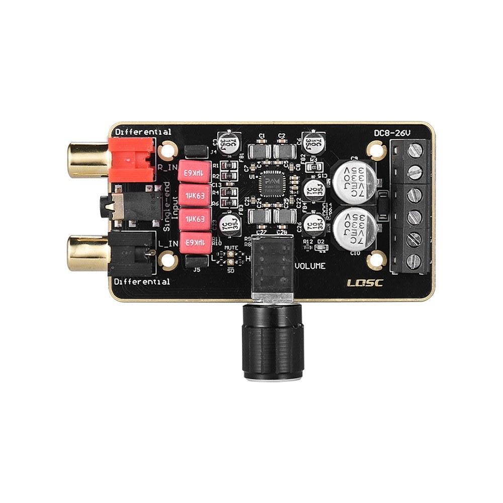 Digital Audio Amplifier Module 15W + 15W Dual-channel Stereo Mini Amp Board  Amplify DIY Circuit Board for Bookshelf Floor Speakers