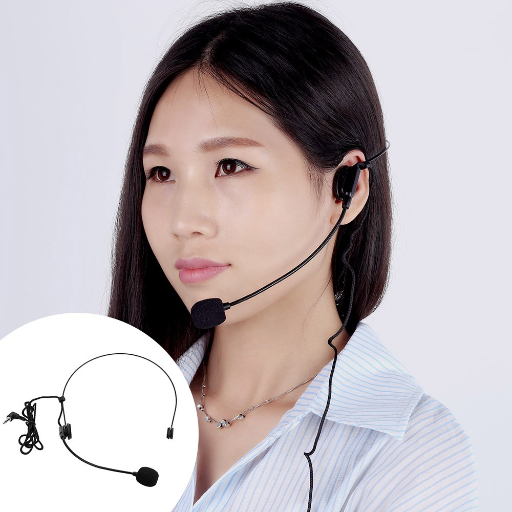 6825-OFF-Uni-Directional-Head-mounted-Headworn-Headset-Microphonelimited-offer-24129