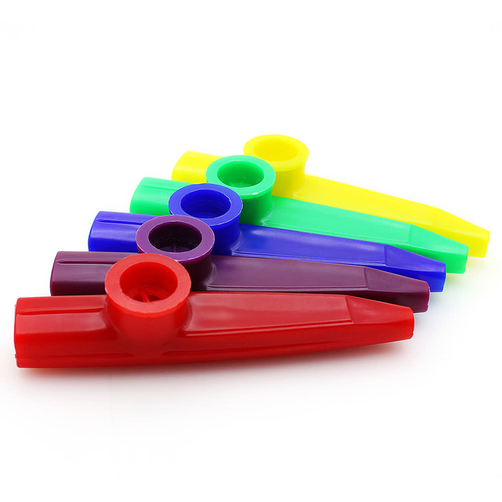 kazoo plastic children kid musical toy gift for kids music lovers for sale us blau tomtop. Black Bedroom Furniture Sets. Home Design Ideas