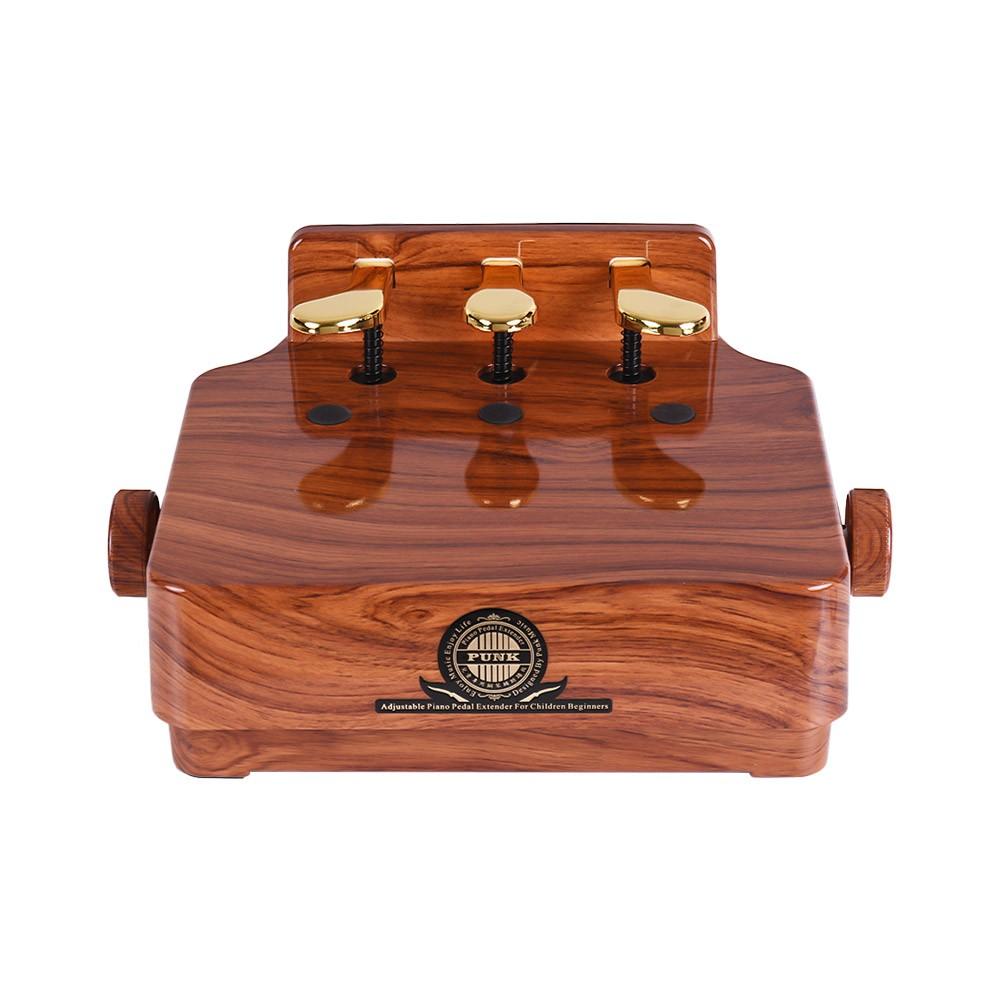 piano pedal extender banc pour enfants r glable hauteur avec 3 p dales enfants piano. Black Bedroom Furniture Sets. Home Design Ideas