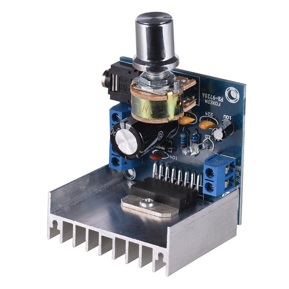 Stereo 20 Audio Amplifier Module 15w Dual Channel Mini Amp Circuit Board Buy Product On Amplify Diy With Heatsink For Sale Us747 15 Tomtop