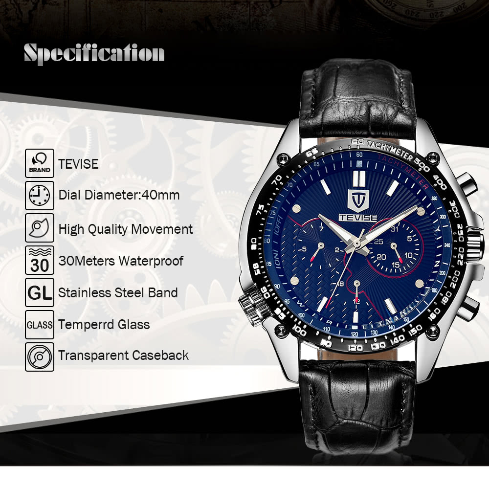 intl brand winding multi arrivals man military watches wristwatch men discolored dials fuction full style glass tevise with self steel unisex small watch mechanical product new philippines top automatic luxury