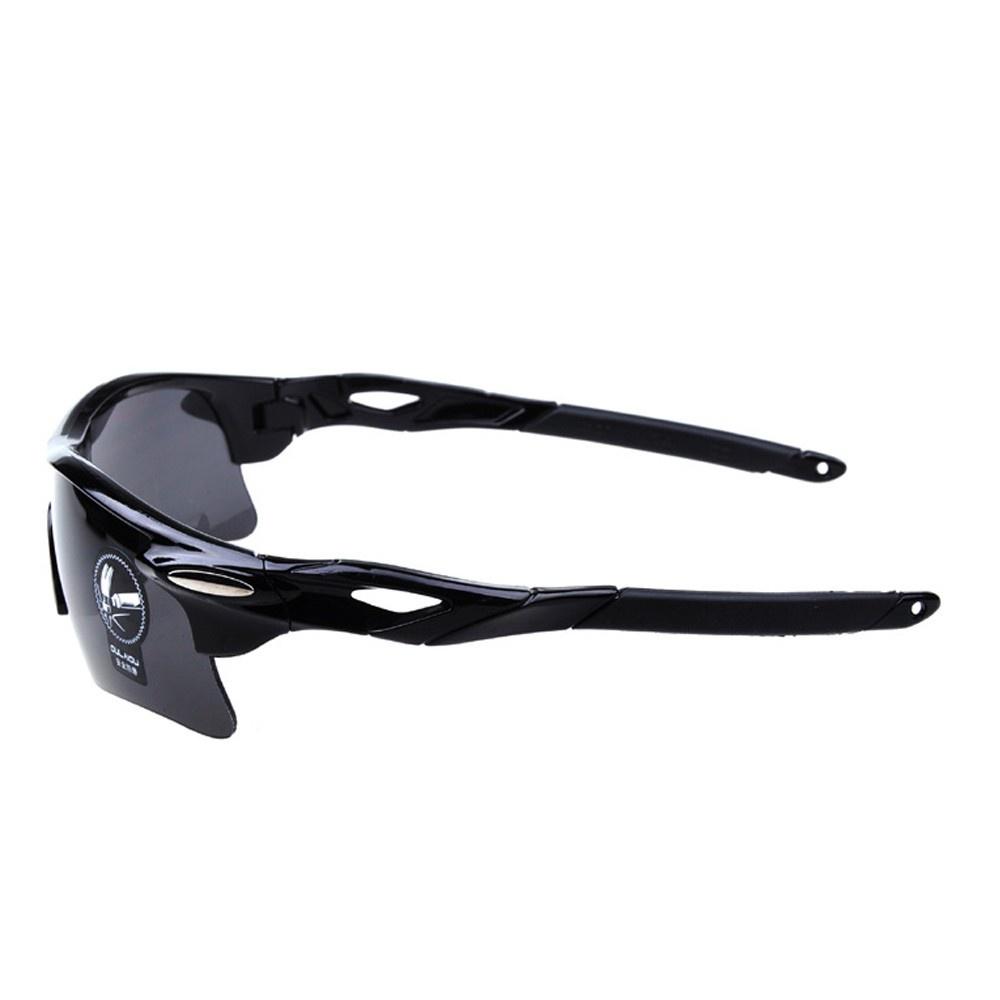 Visão noturna colorido UV400 homens de proteção e óculos de sol das mulheres 7daf20b2f5