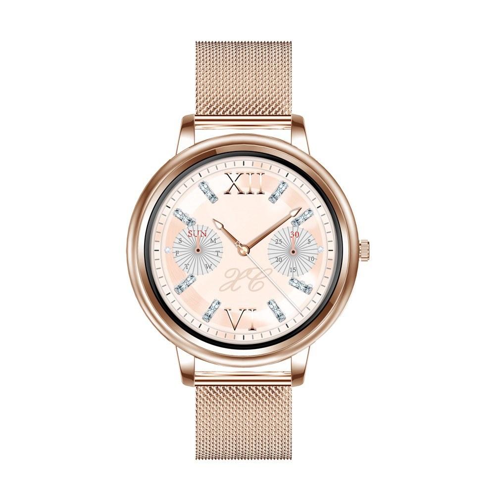 MK20 1.09-inch Touchscreen Smart Watch for Women