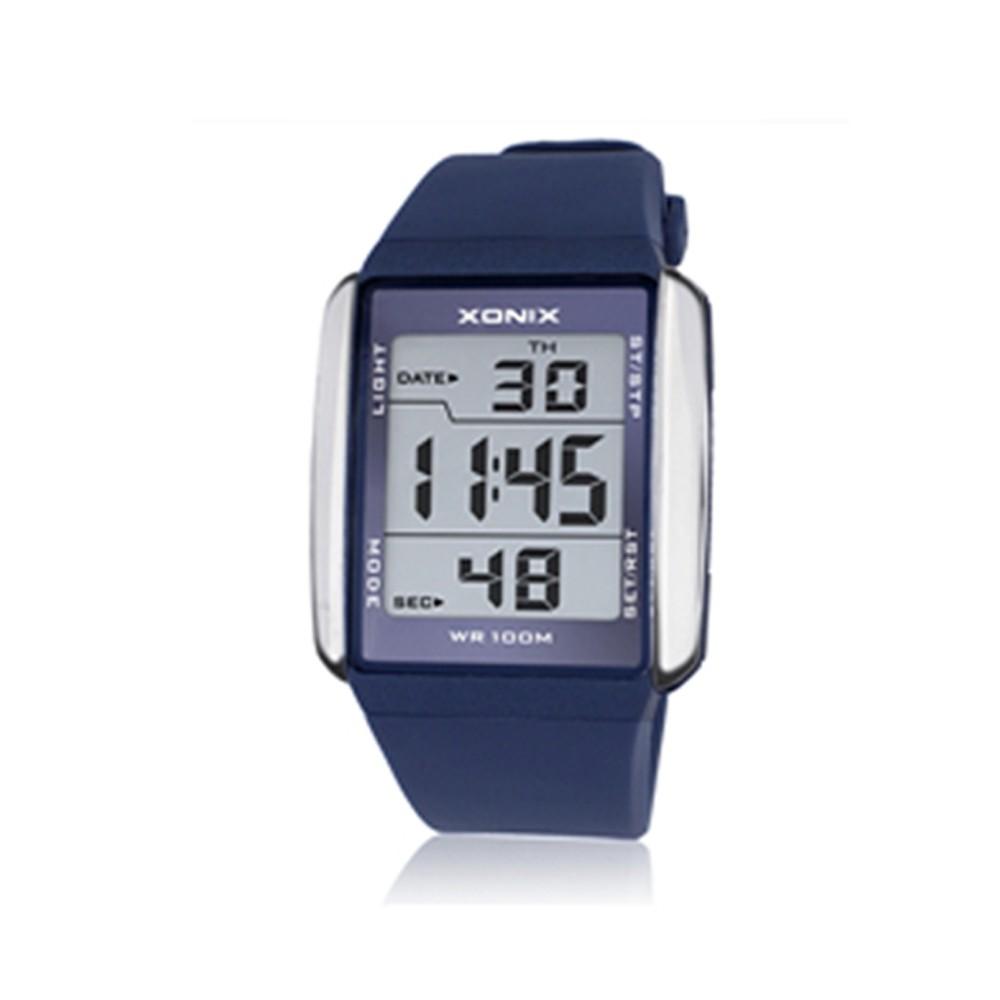 c067690ce61 Grande Dígito Luminosa LED Relógio de Pulso Casal Presentes À Prova D  Água  Multi-função Esportes Relógio Digital   2 - Tomtop.com