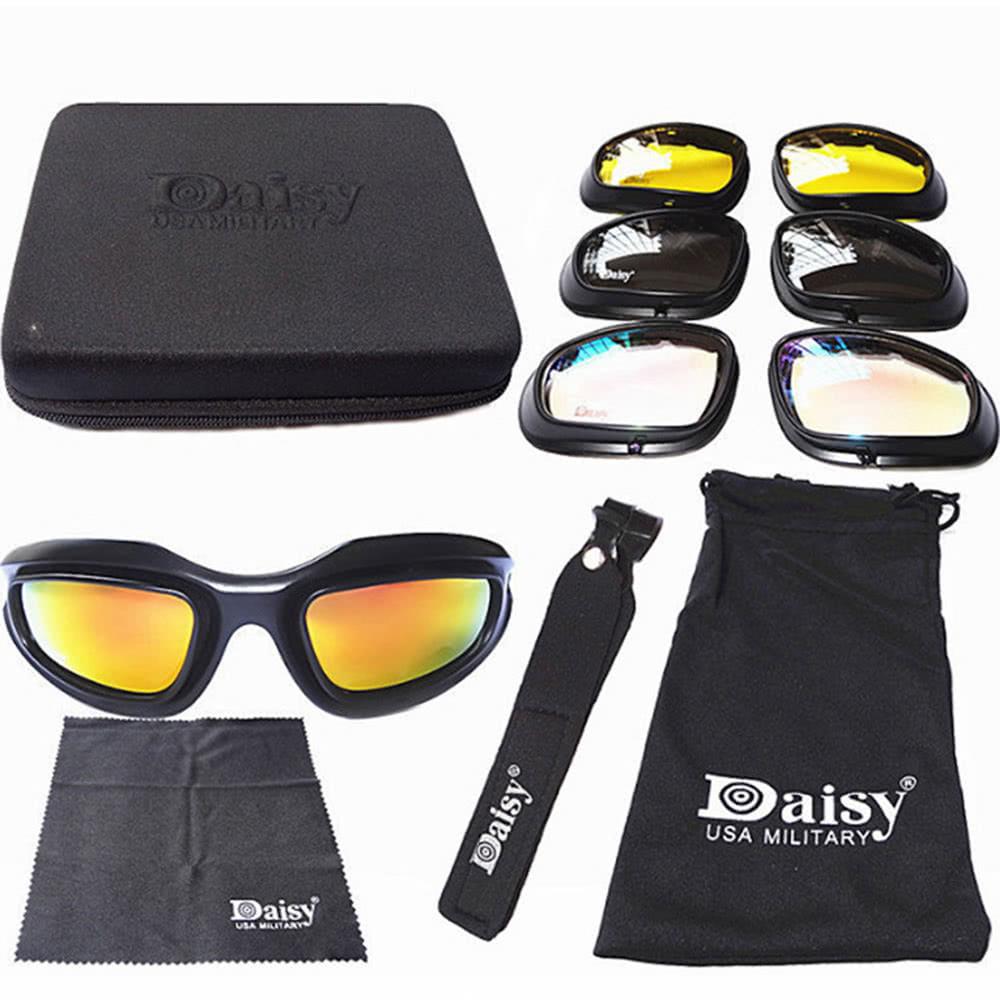 Unisex Ski Goggles DUAL LENS ANTI FOG UV400 w//CASE MEN//WOMEN ADULT GLASSESfc814
