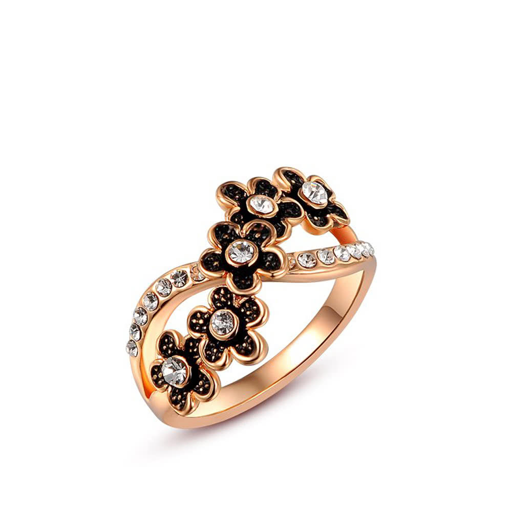 Roxi fashion hot sale vintage classic gold plated ring for Jewelry sale online shopping