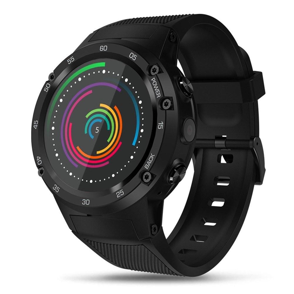 Zeblaze Thor 4 4G Smart Watch Phone+Zeblaze Arch Plus Smart Wristband