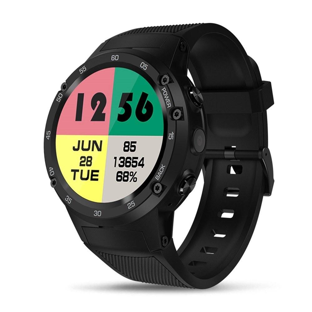 Best Zeblaze Thor 4 4G LTE GPS WiFi Android Smart Watch ...