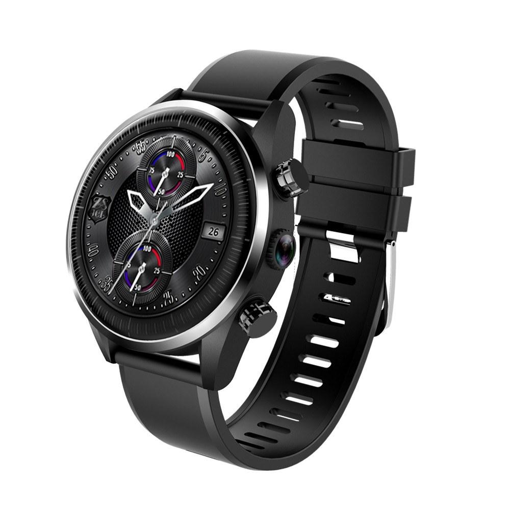 KINGWEAR KC05 4G LTE Smart Watch Phone - US$108 99 Sales Online black -  Tomtop