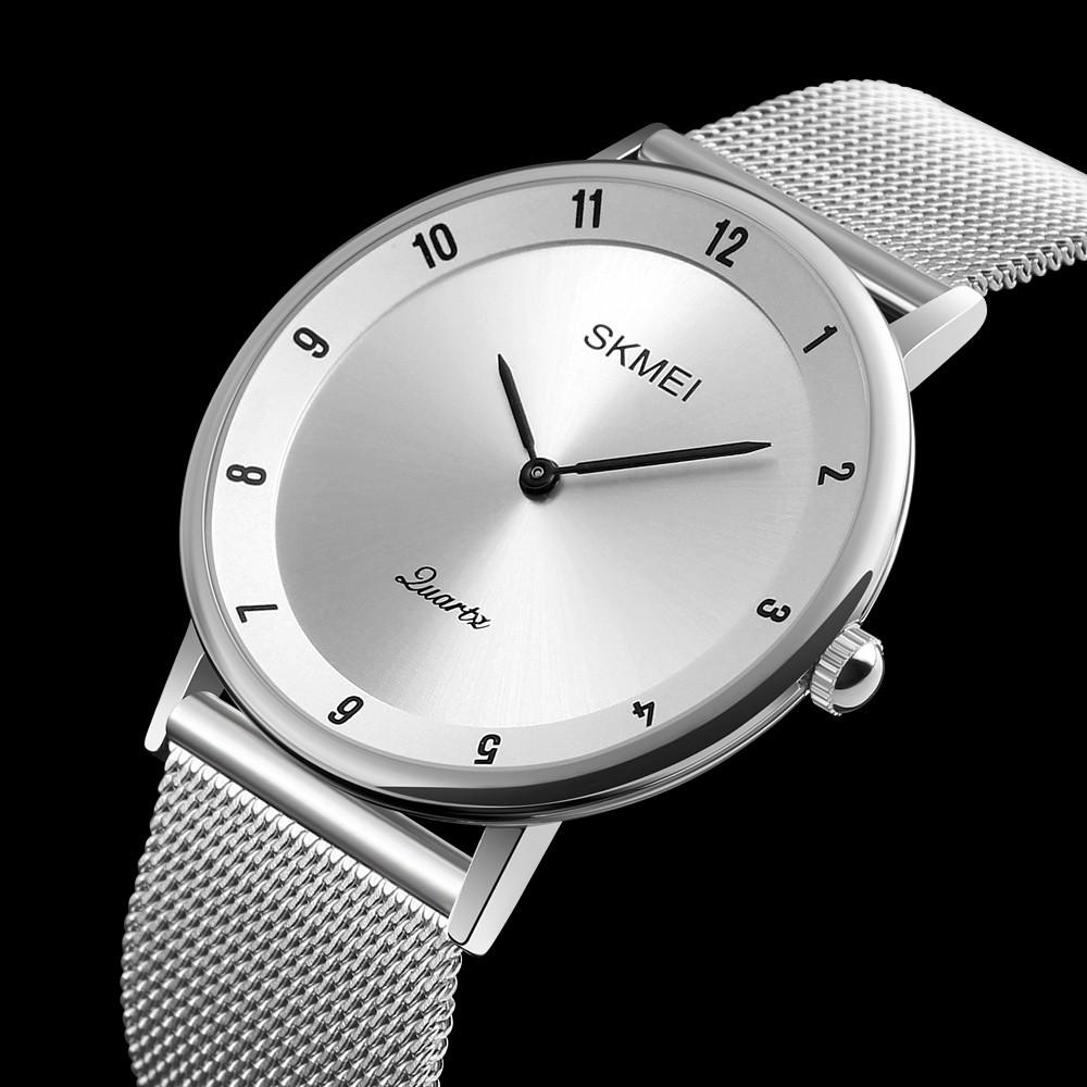 SKMEI Fashion Casual Quartz Watch 3ATM Water-resistant Wristwatch Men Watches Male black Online Shopping | Tomtop