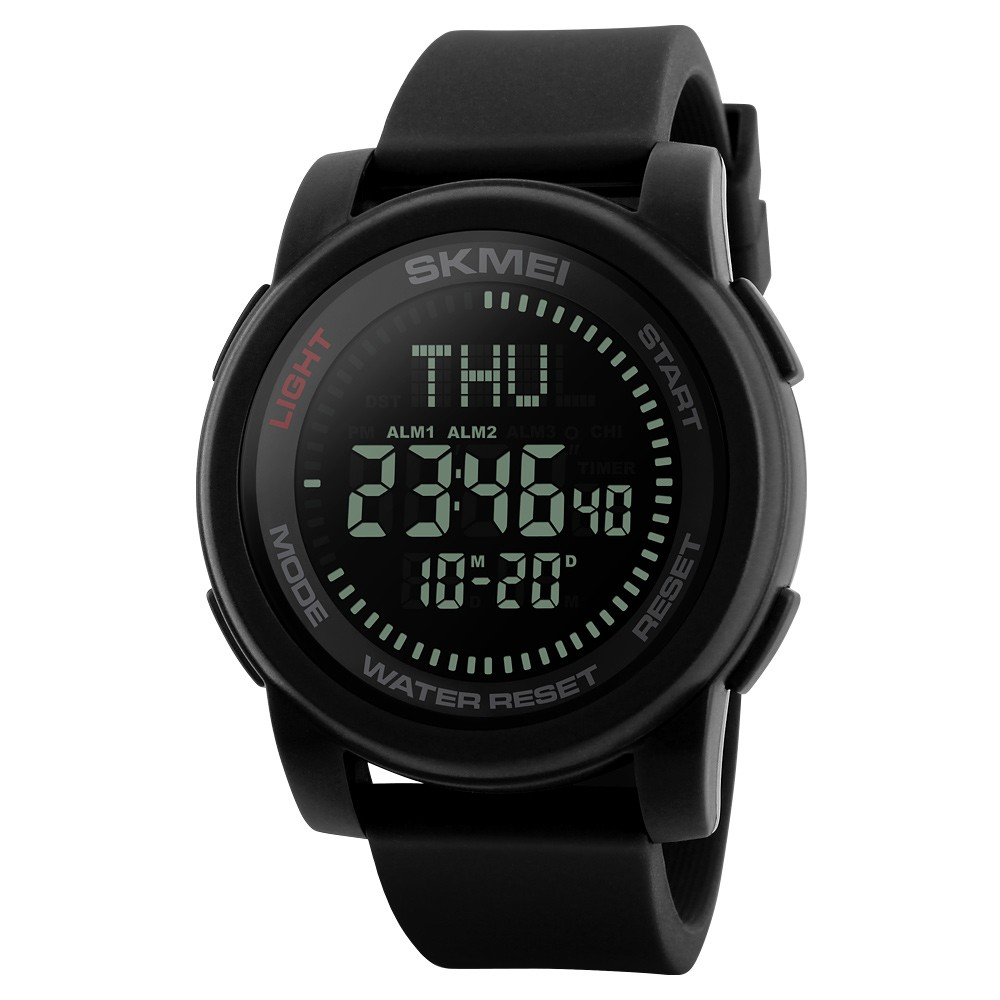 226d15a7bd5 SKMEI Sport Digital Watch 5ATM Relógios Relógios Masculinos Relógios  Relógios Relógios Relógios Relógios Relógios Relógios preto - Tomtop.com