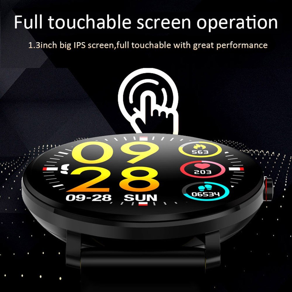 Best SENBONO K9 Smart black Sale Online Shopping   Cafago com