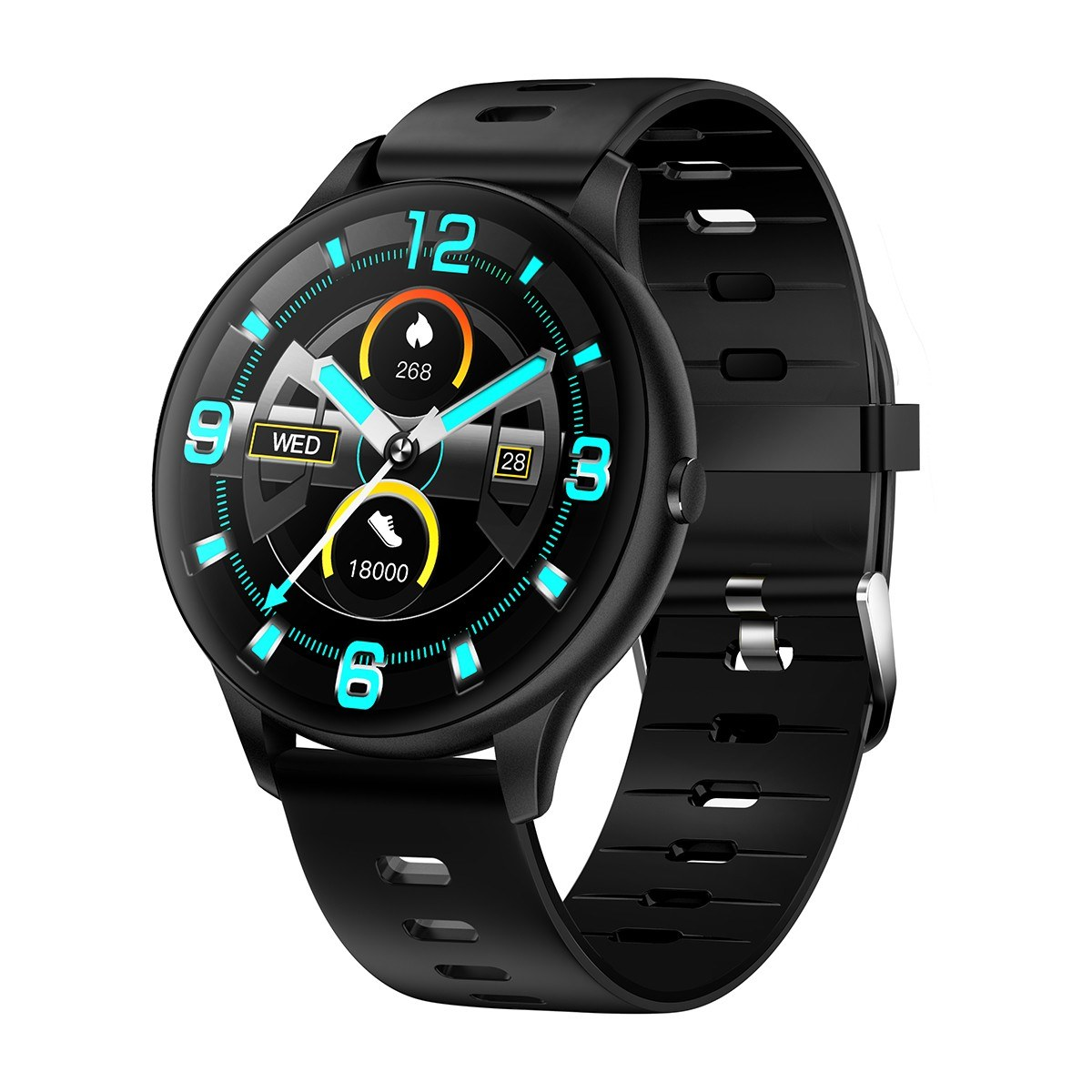 tomtop.com - 56% OFF K21 1.3-Inch IPS Screen Smart Watch Sports Watch, Limmited Offers $20.99