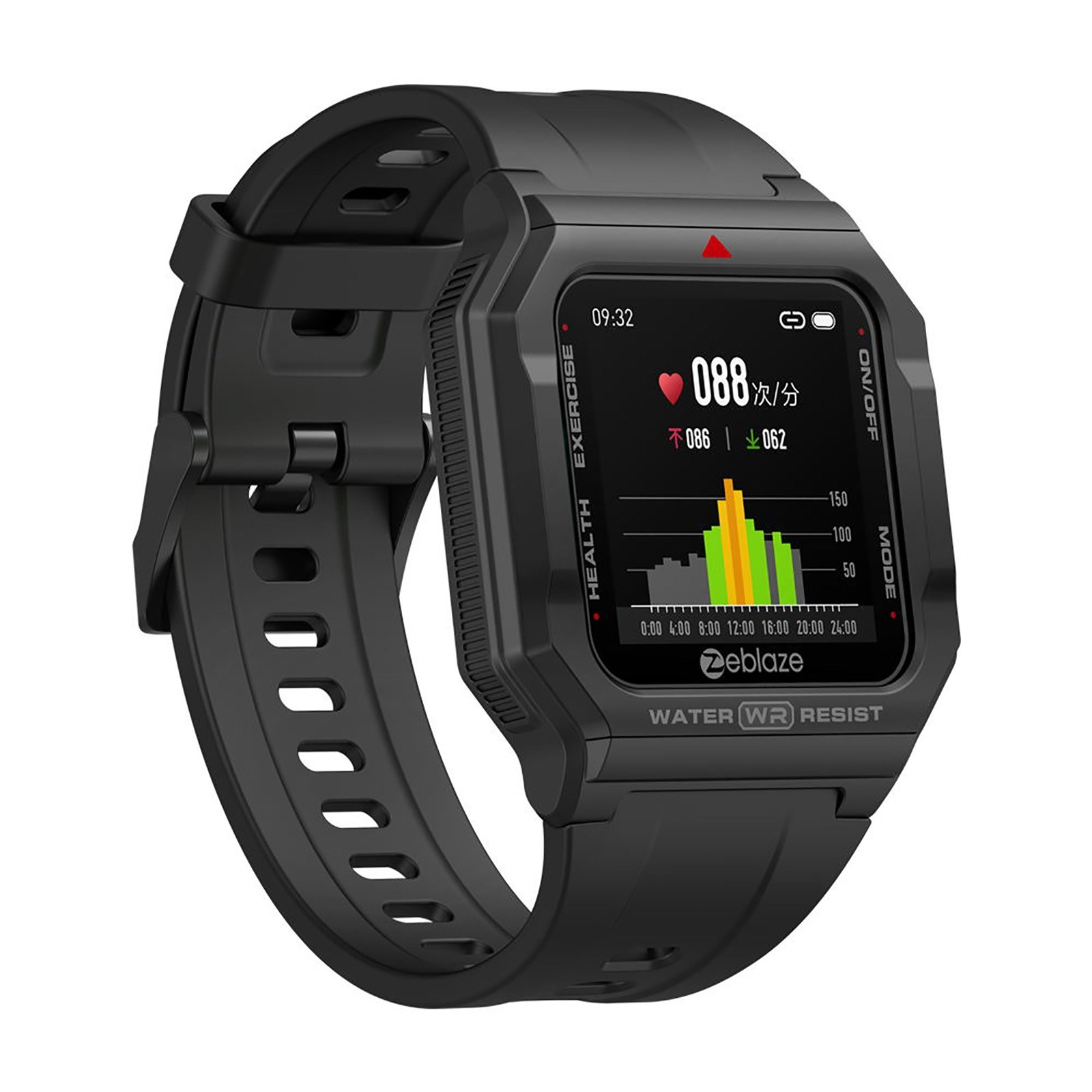 Tomtop - 61% OFF Zeblaze Ares 1.3-Inch IPS Screen Smart Watch, Free Shipping $27.99
