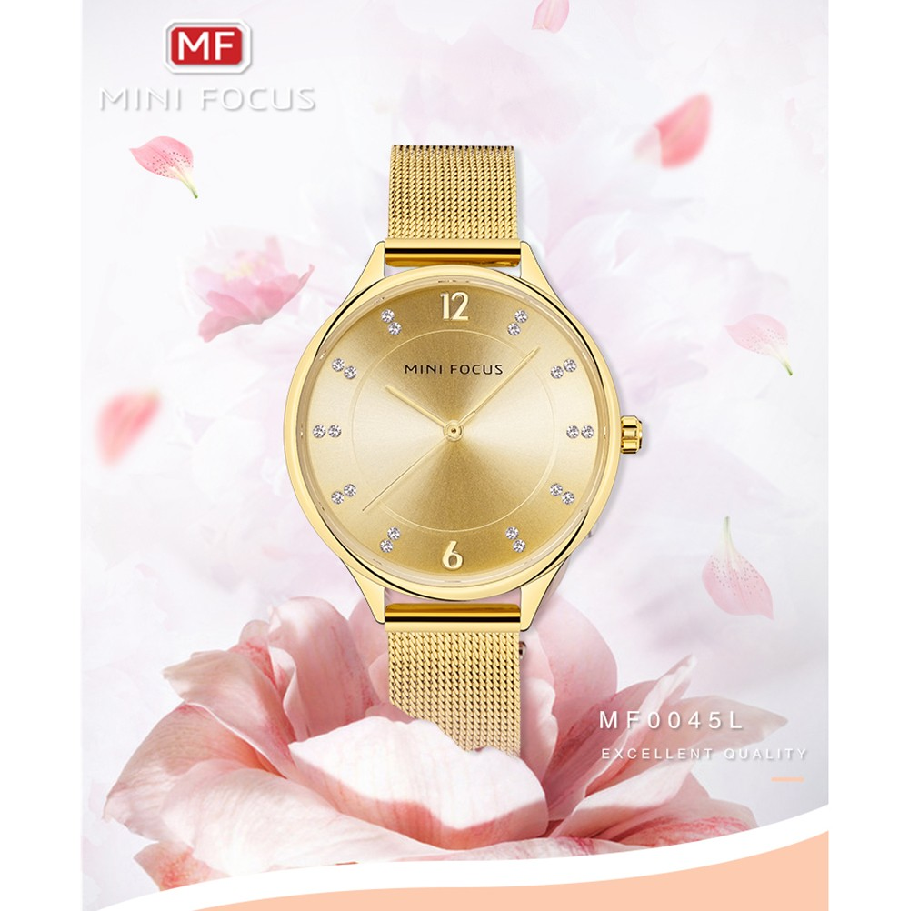 Migliore mini focus orologi da donna di lusso in acciaio for Offerte orologi di lusso