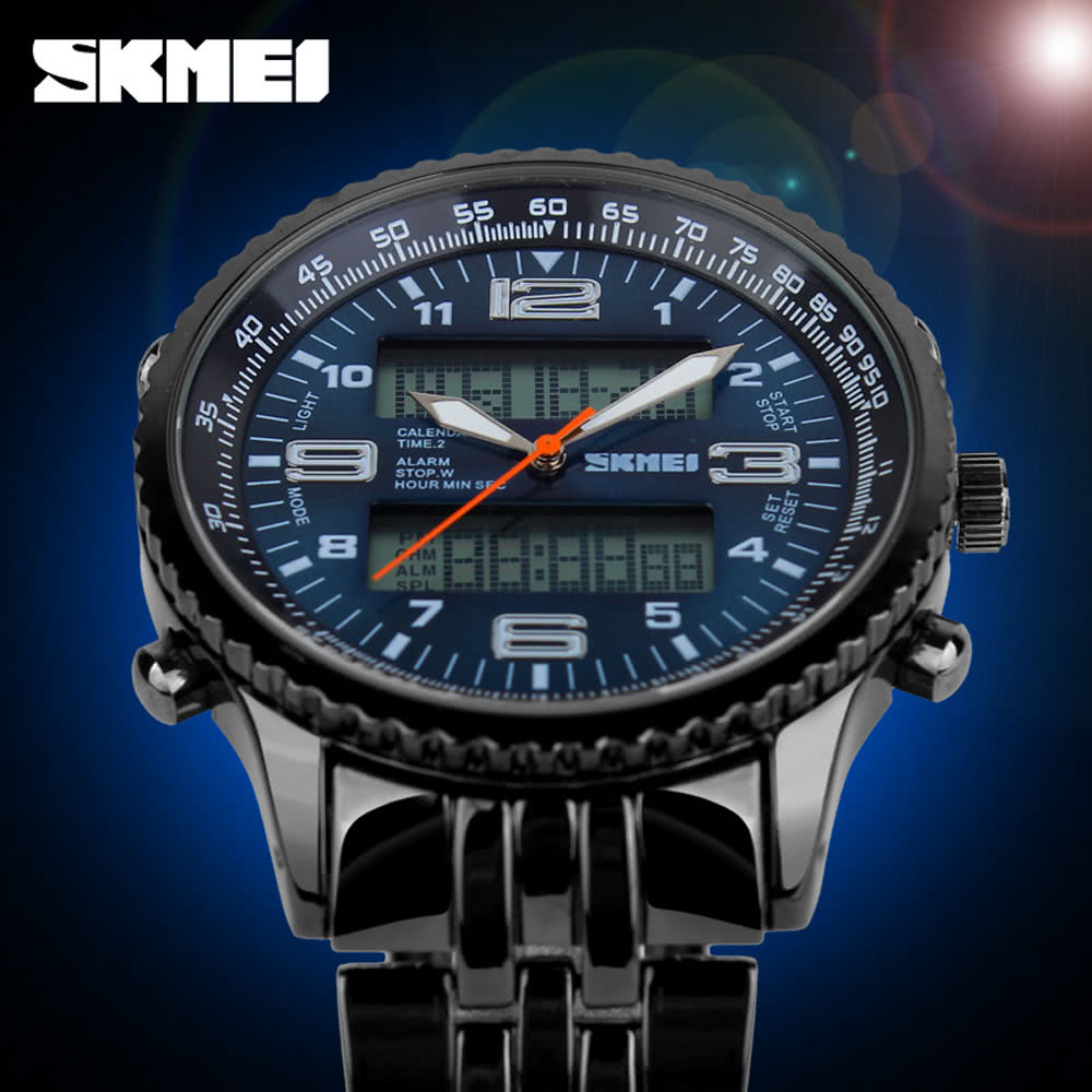 Watches S816 Men Sport Smart Watch Ip68 Waterproof Fitness Tracker Heart Rate Compass Stopwatch Alarm Clock Wristwatches Dropshipping Spare No Cost At Any Cost