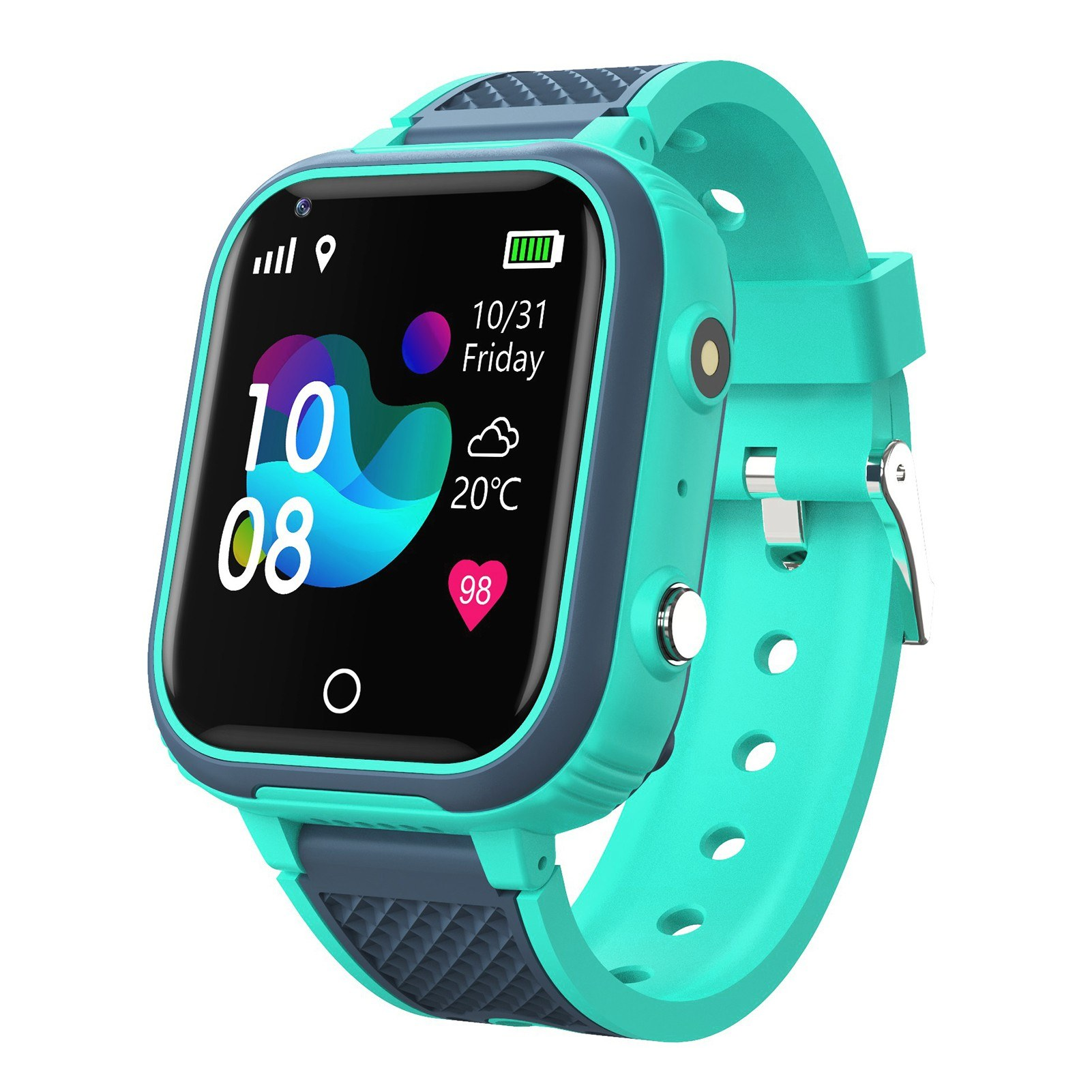 tomtop.com - 54% OFF Q10 1.4 inches Touch Screen 4G Kids Smart Watch, Limited Offers $43.99
