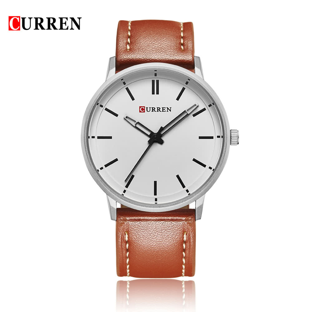 Nejlepší CURREN značky módní ultra tenké quartz pánské hodinky ... 11516922f8