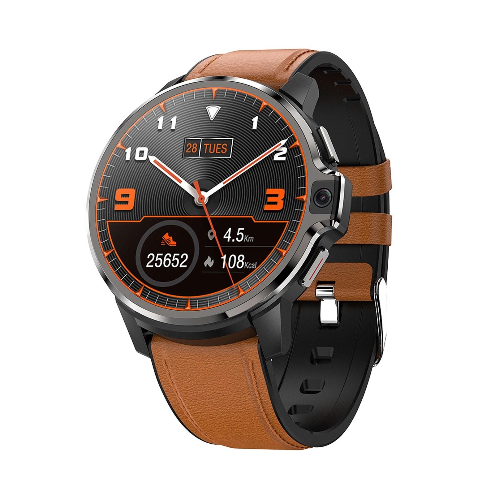cafago.com - 32% OFF LEMFO LEMP 1.6-Inch IPS Full Circle Full-Touch Screen Smart Watch,free shipping+$217.54