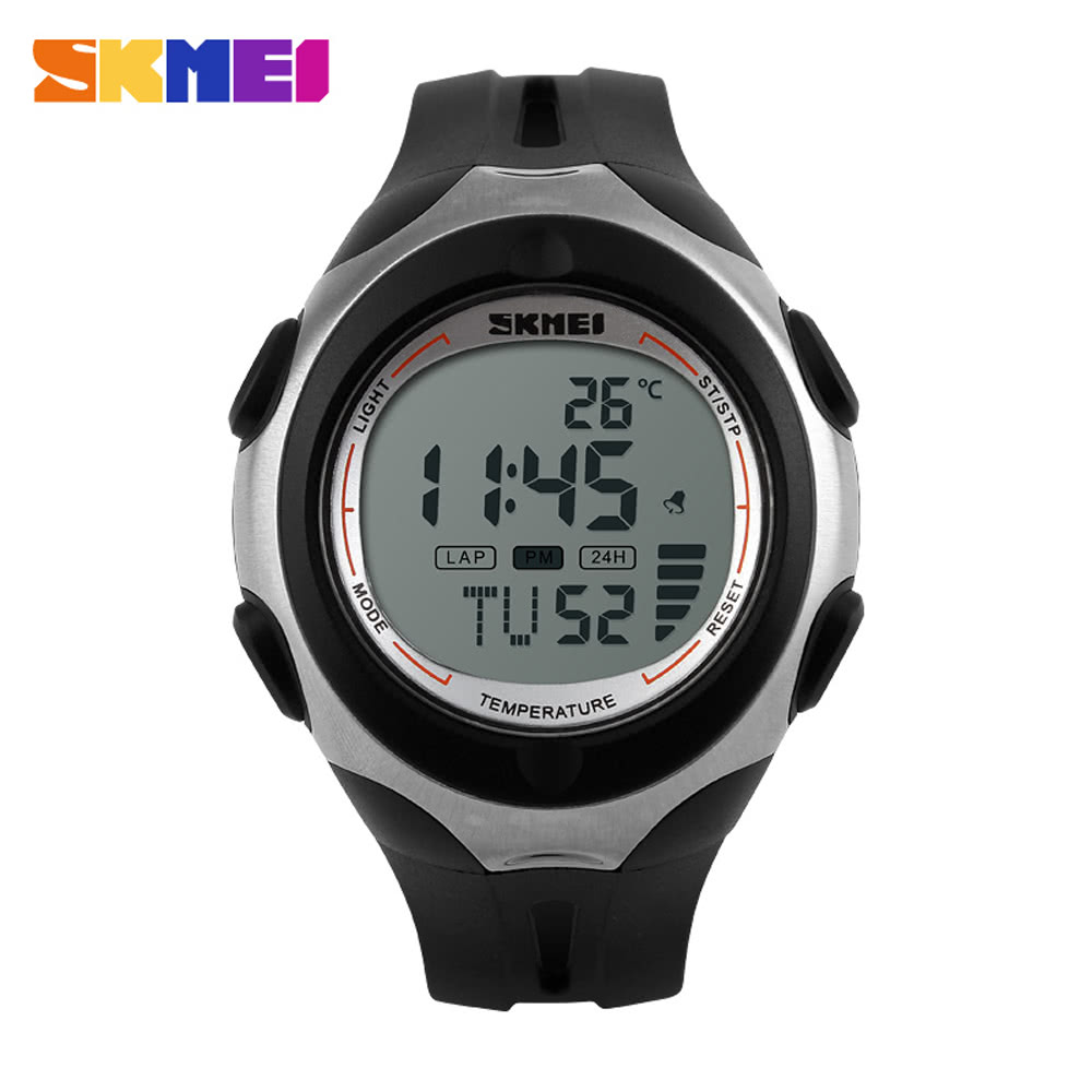 342ec9fc1 Nejlepší SKMEI Pánské náramkové hodinky Multifunkční pánské Prodej ...