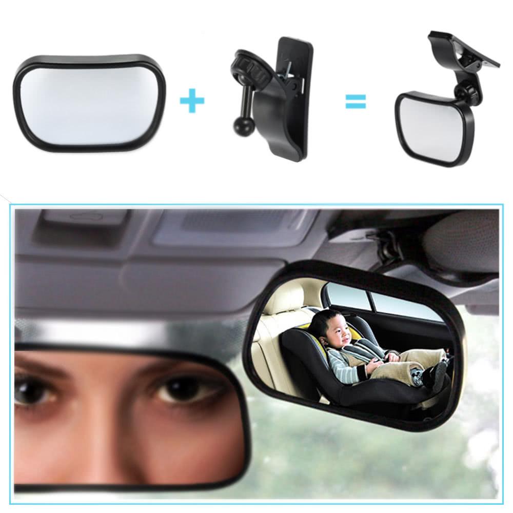 Tirol t22614 mini voiture b b vue miroir 2 en 1 voiture for Miroir voiture bebe