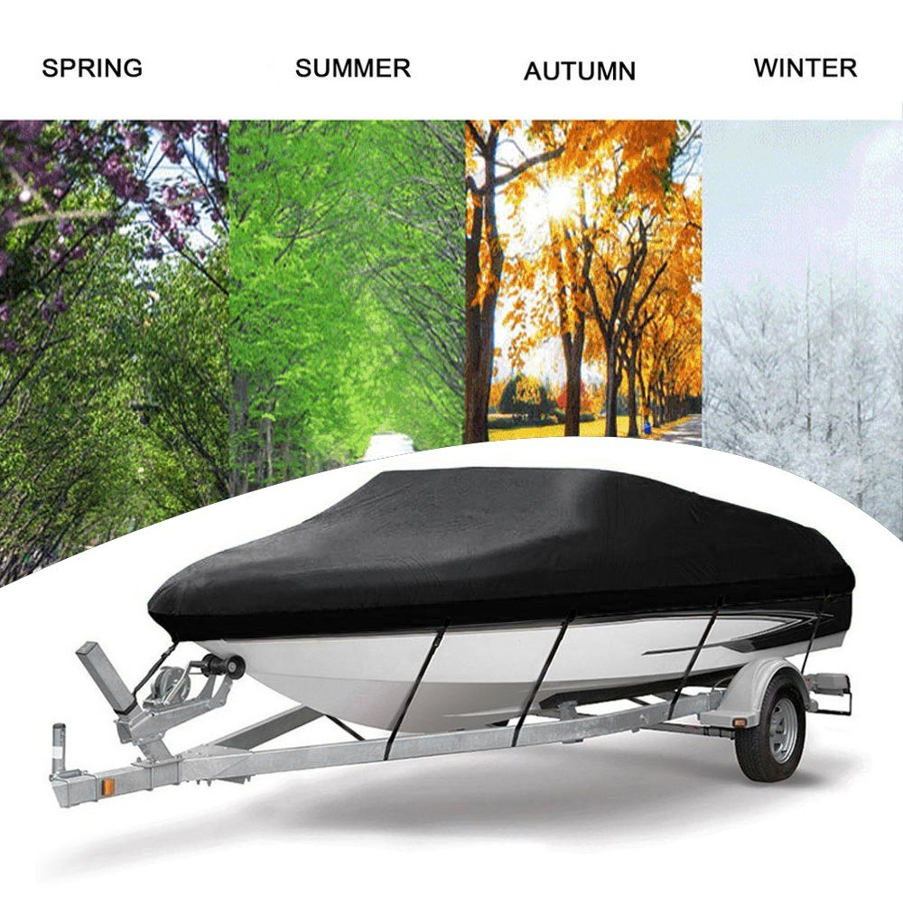 Details about  /Boat Cover Fabric Anti-smashing Durable And Tear Proof Waterproof Yacht Outdoor