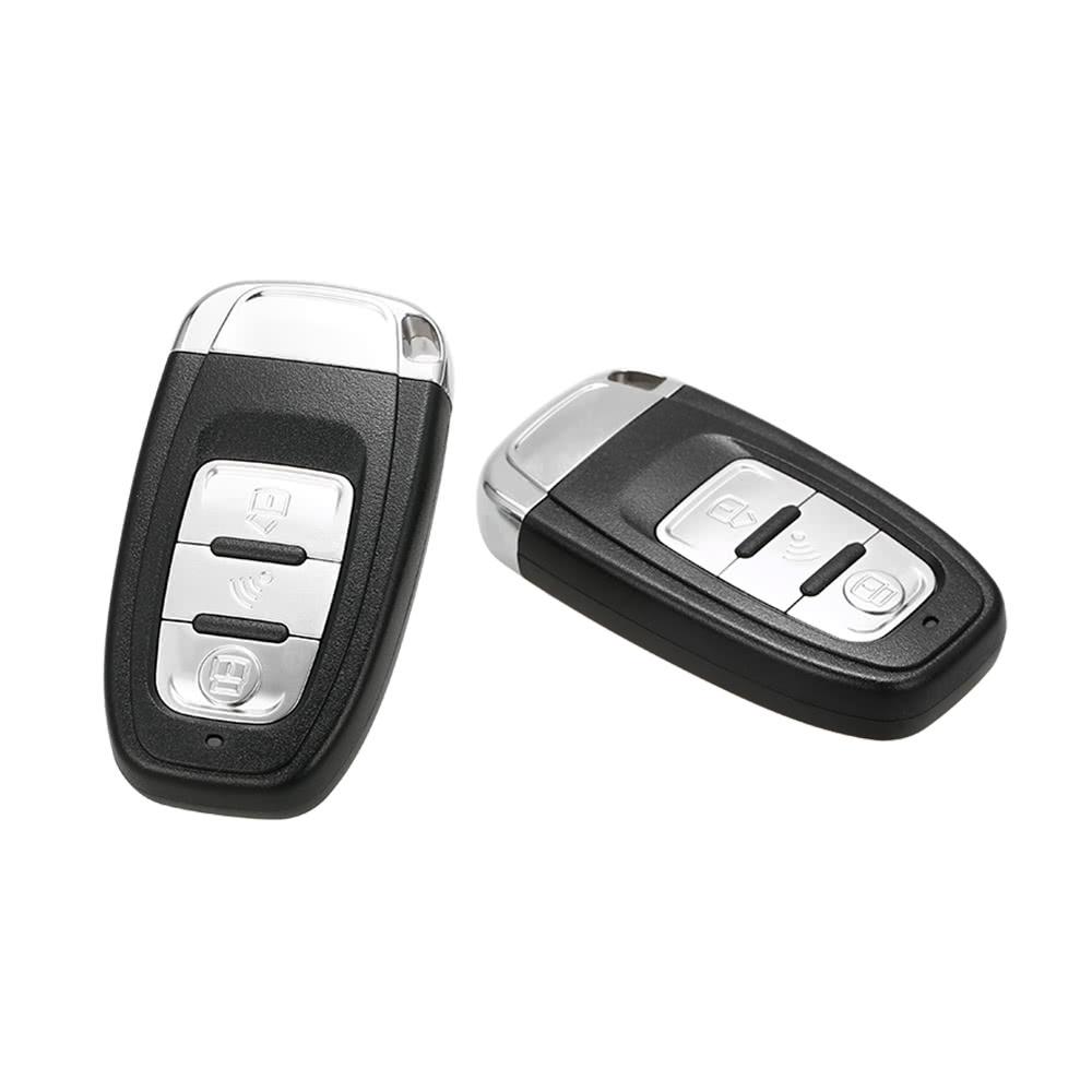 Universal Version Smart Key PKE Passive Keyless Entry Car Alarm ...
