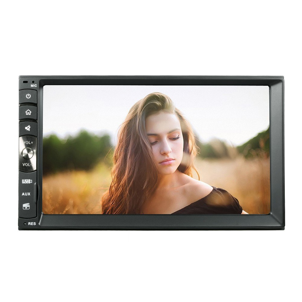 $5 OFF 7 Inch 2 Din Car MP5 Player,free shipping $48.99