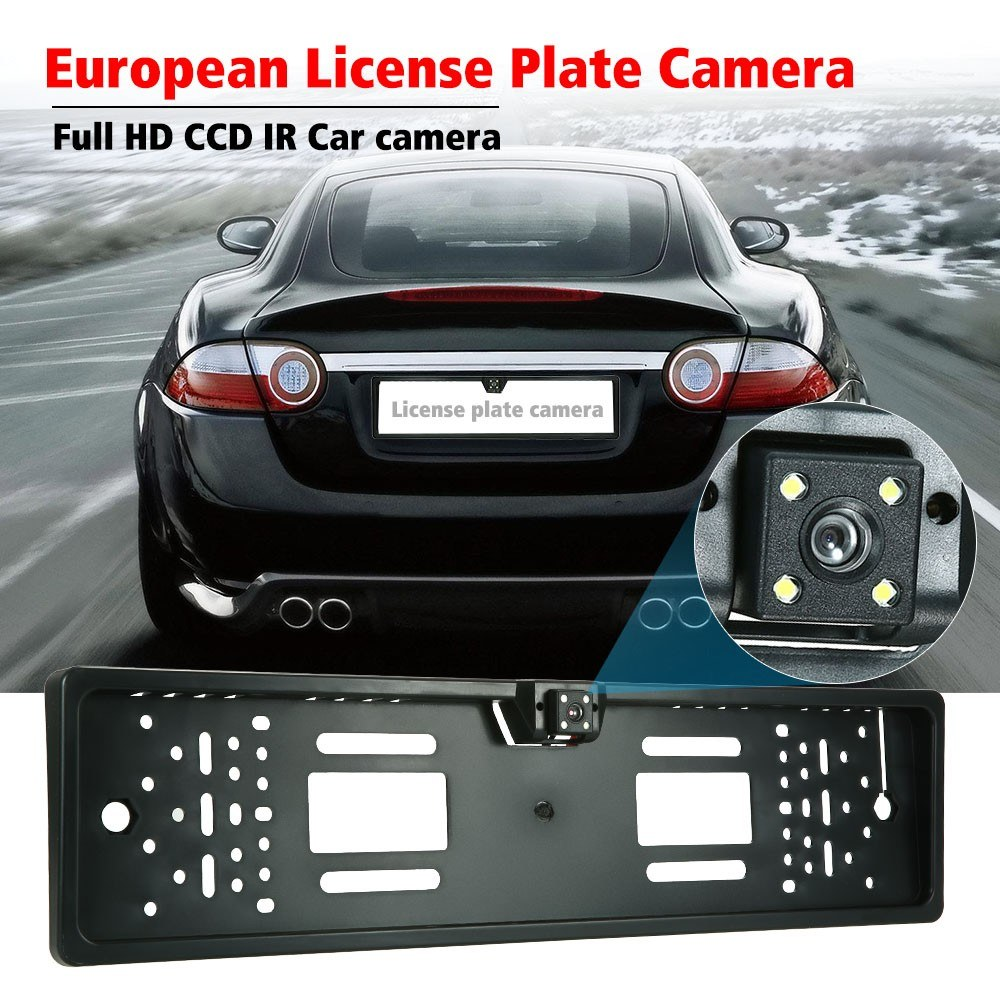 CCD HD Car Rear View Camera Backup Reverse Universal ...