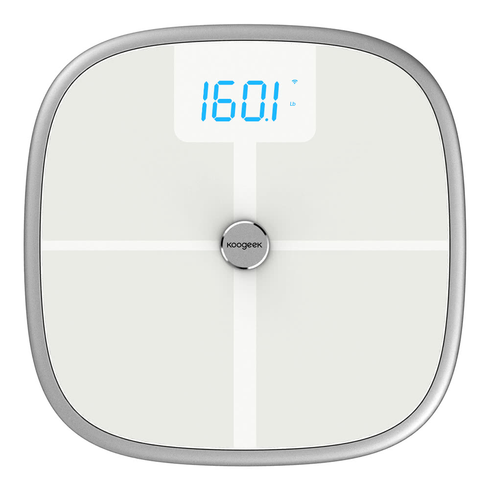 smart health scale bluetooth wifi sync koogeek com