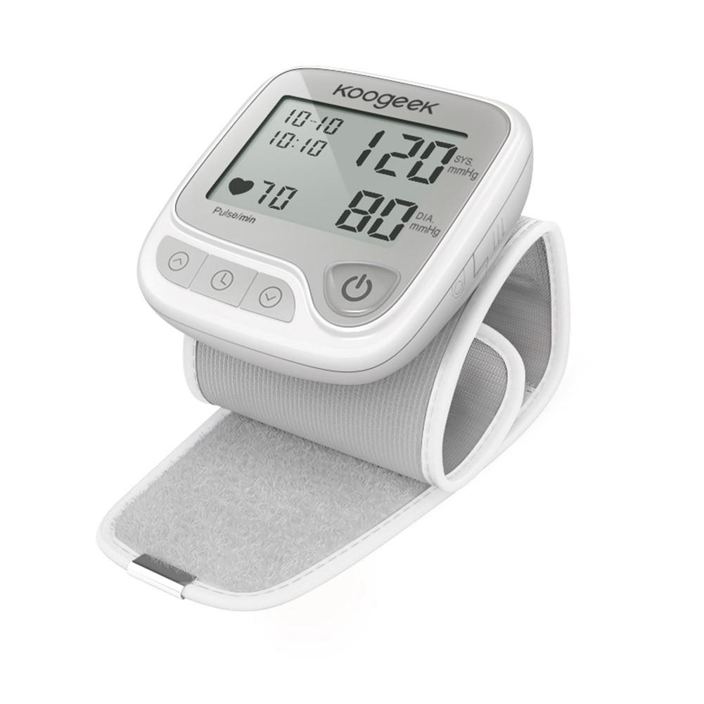 Smart Wrist Blood Pressure Monitor - Koogeek com