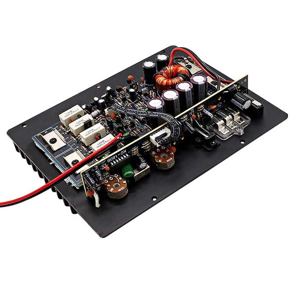 12V 1000W Car Audio Power Amplifier Subwoofer Power ...
