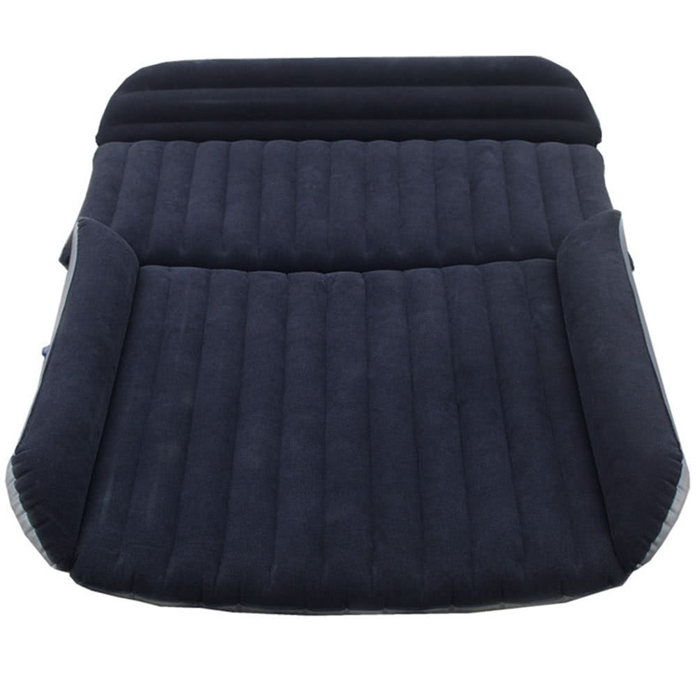 Suv Car Air Mattress Travel Bed Back Seat Cover Inflatable