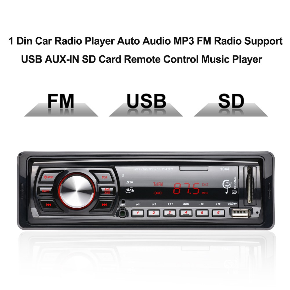 1 din car radio player auto audio mp3 fm radio with remote control 1 din car radio player auto audio mp3 fm radio with remote control publicscrutiny Images