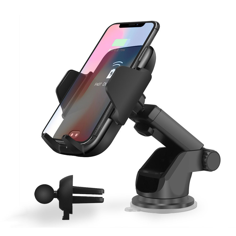 Fdgao Qi Automatic Wireless Car Charger 10W