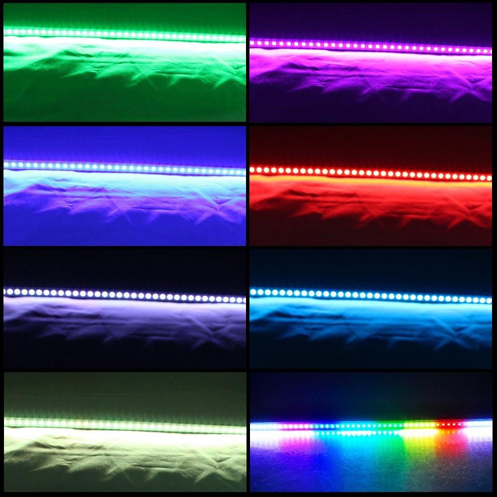 Éclairage intérieur de voiture de lumière de la bande LED de ...