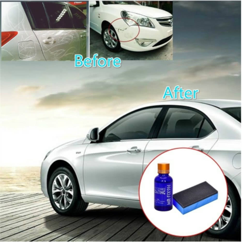 Liquid Silicon For Car Paint