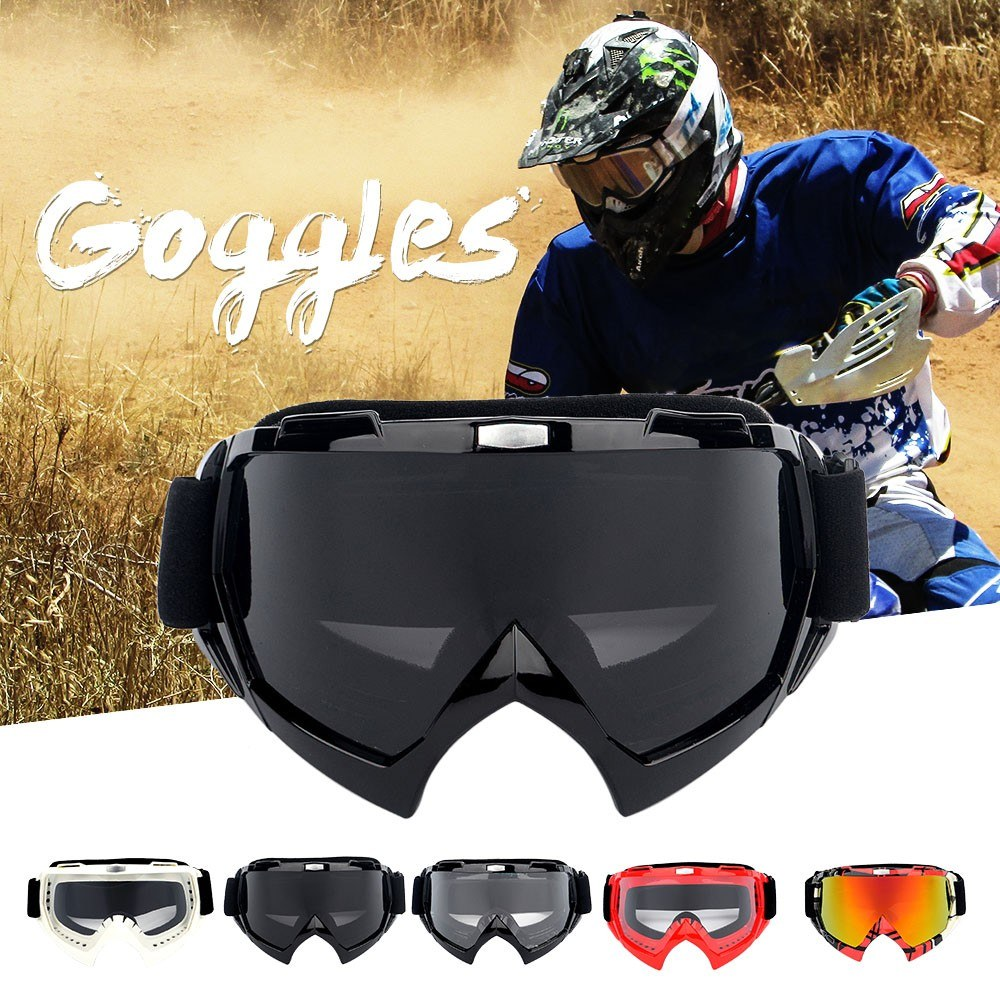 0c8cb09afc0 Motocross Goggles Glasses Cycling MX off road Helmets Ski Sport Gafas  Motorcycle Dirt Bike Racing Goggles Sales Online  4 - Tomtop