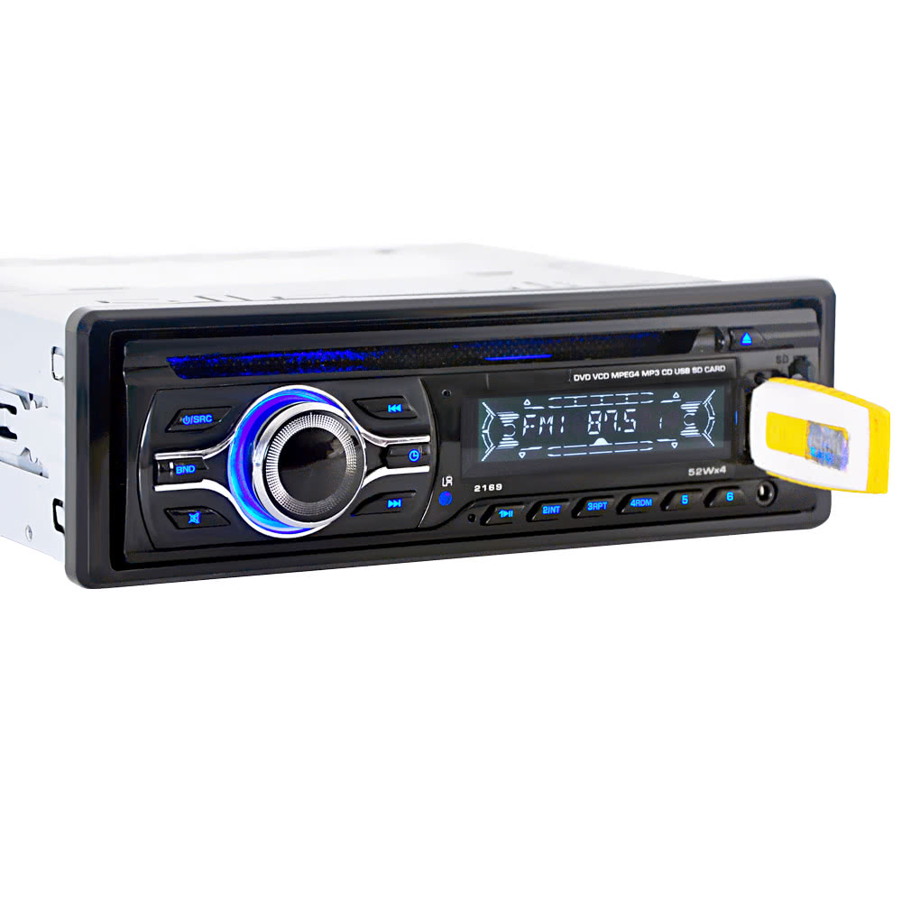 Universal Car CD DVD MP3 Player Stereo Radio Player Sales