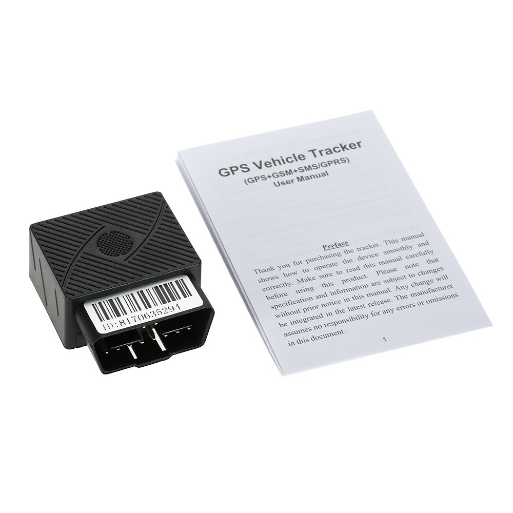 obd gps tracker car mini gsm obdii vehicle tracking device. Black Bedroom Furniture Sets. Home Design Ideas